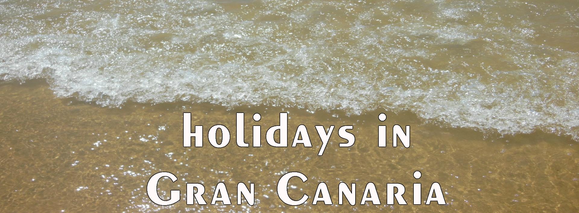 Holidays in Gran Canaria--GranCanariaGayStay