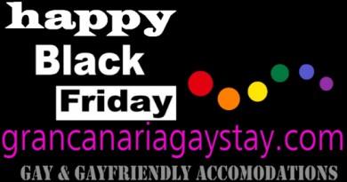 Black Friday GranCanariaGayStay