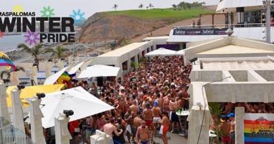 T-Dance by Aqua Ocean Beach-GranCanariaGayStay