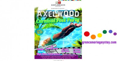 Pool Party in AxelBeach-26.02.16 GranCanariaGayStay