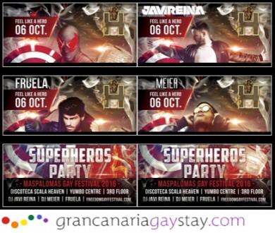 06.10 Heros Party-GranCanariaGayStay