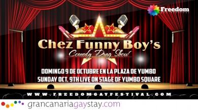 09.10 Chez Funny Boy´s GranCanariaGayStay