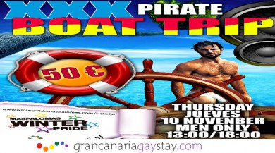 10.11 -XXXBoatTrip-GranCanariaGayStay