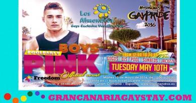 10May Maspalomas Gay Pride 2016- GranCanariaGayStay