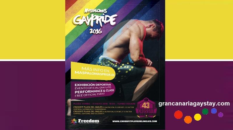 11 May Maspalomas Gay Pride 2016-GranCanariaGayStay-2