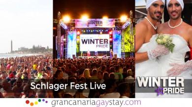 11.11 SchlagerFest-GranCanariaGayStay
