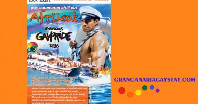 12,13 May Maspalomas Gay Pride 2016-GranCanariaGayStay