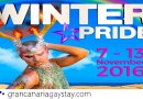 Winter Pride Maspalomas 2016 – Gran Canaria