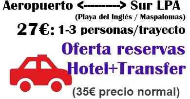 Oferta Especial: Hotel + Traslado