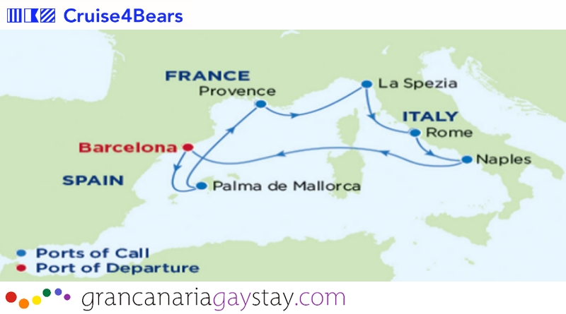 160911 Cruise4bears-GranCanariaGayStay2