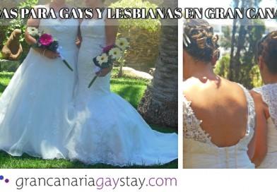 Bodas para Gays y Lesbianas en Gran Canaria