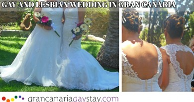 Gay and Lesbian Weddings in Gran Canaria