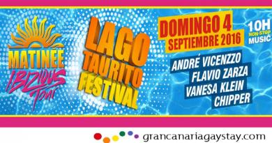 Lago Taurito Festival-GranCanariaGayStay