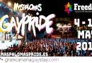 Maspalomas Gay Pride 2017 – Gran Canaria