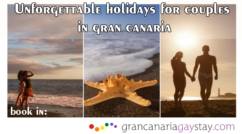 Unforgettable holidays for couple in Gran Canaria-GranCanariaGayStay