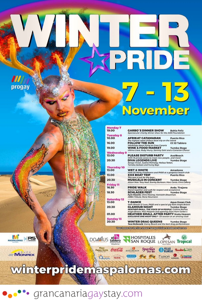 from Israel gay pride maspalomas