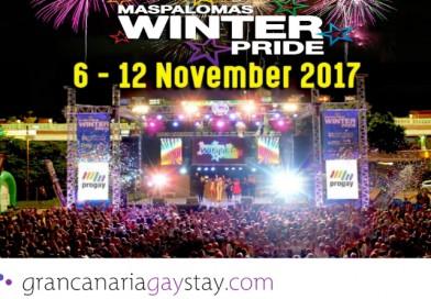 Winter Pride Maspaslomas 2017- Gran Canaria