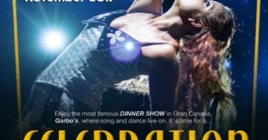 Winter Pride Maspalomas 2017- Garbo´s Dinner Show - GranCanariaGayStay.com