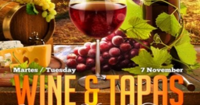 WinterPride17-Wine and Tapas