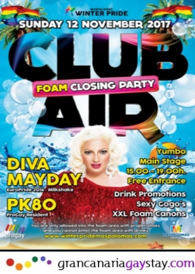 12.11.17 Club Air-GranCanariaGayStay