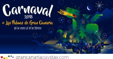 Carnaval de Las Palmas de Gran Canaria 2018