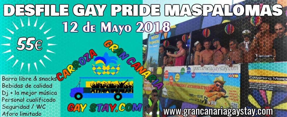 CarrozaDesfileOrgulloGay-MaspalomasGayPride2018-GranCanariaGayStay.com