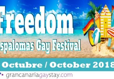 Freedom Gay Festival 2018 – Gran Canaria