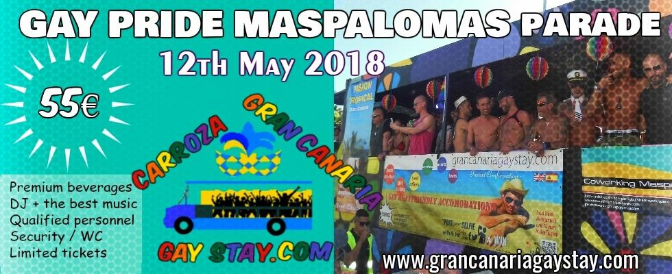PrideMaspalomasParadeFloat2018-GCGayStay-en