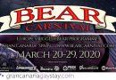 Bear Carnival Maspalomas 2020 – Gran Canaria