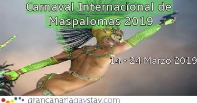 Carnaval Internacional de Maspalomas 2019 – MaspaMoon