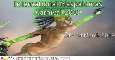 International Maspalomas Carnival  2019 – MaspaMoon