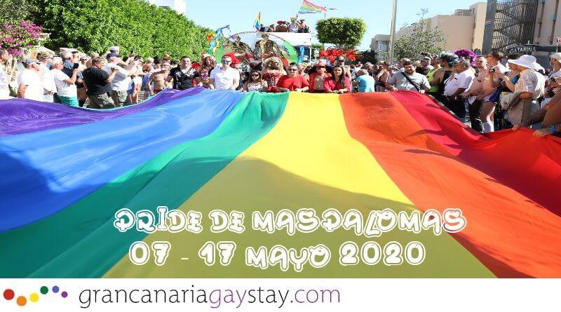 when is gay pride in playa del ingles 2020