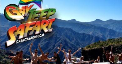 Gay Jeep Safari