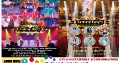 Funny Boys Casino Meloneras Grancanariagaystay