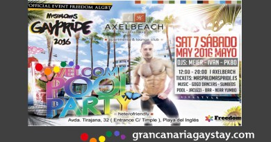 07May Maspalomas Gay Pride 2016- GranCanariaGayStay