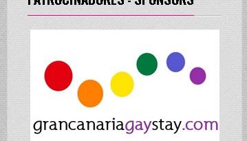 Sponsor Maspalomas Gay Pride 2016- GranCanariaGayStay