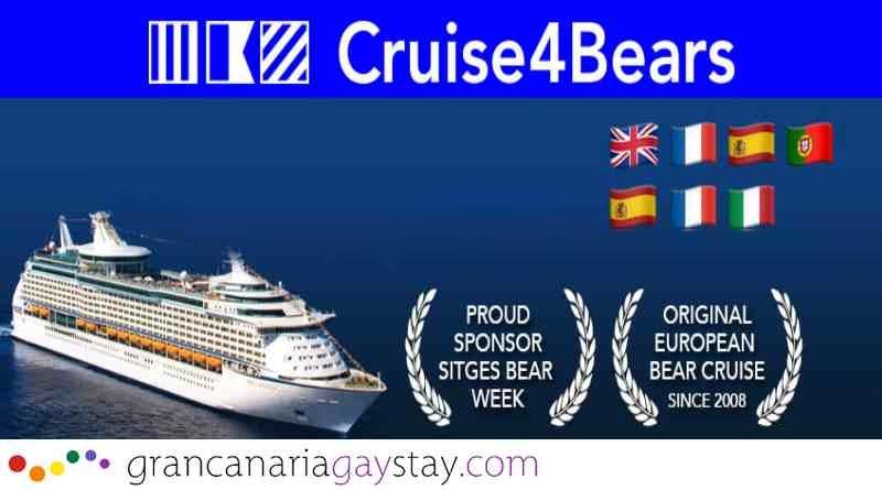 Cruise4bears-GranCanariaGayStay
