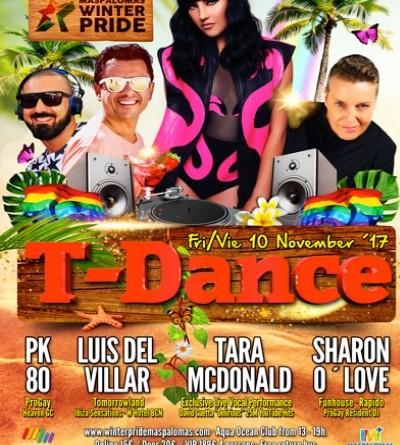 Winter Pride Maspalomas 2017- T-Dance- GranCanariaGayStay.com