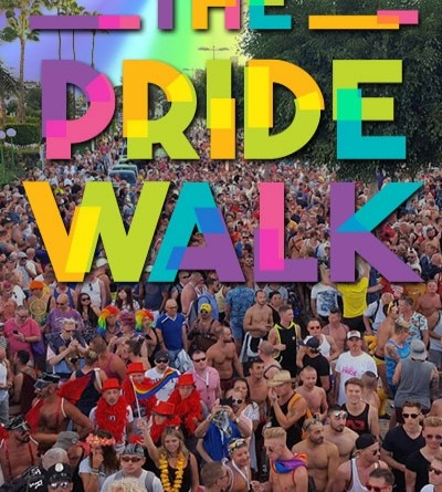 Winter Pride Maspalomas 2017- Pride Walk - GranCanariaGayStay.com