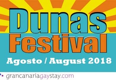 Dunas Festival 2018 – Gran Canaria