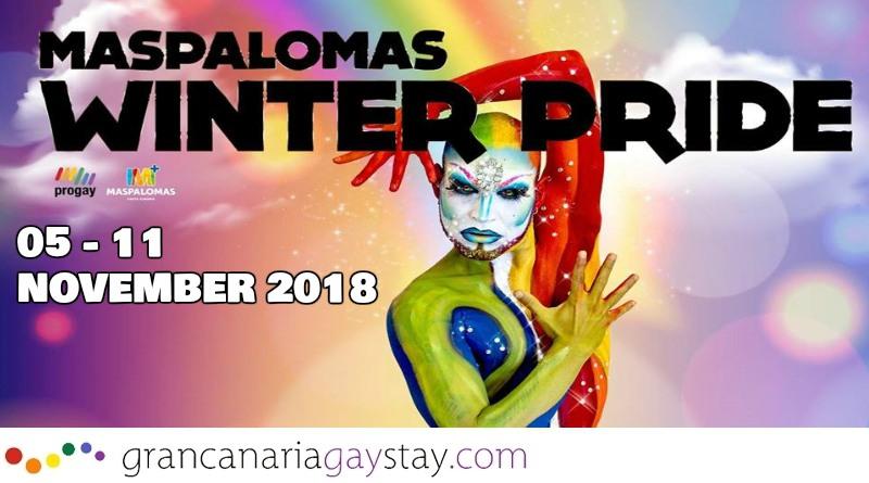 WinterPride18 - GranCanariaGayStay1