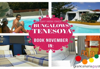 Book your Gay Hotel in November