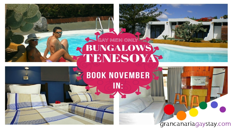 Tenesoya-Gran Canaria Gay Stay- en